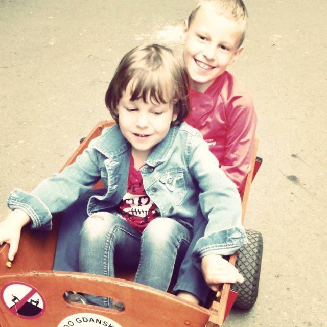 Dziecko w podróży – zabawy  TOP 5